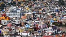 Mexico atmosphere