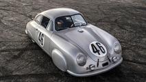 Porsche 356 SL Gmund Coupe du Mans 1951