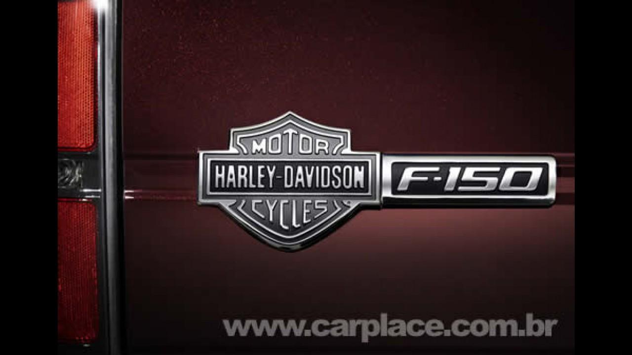 Picape I - Ford mostra em Chicago a 14ª edição especial F-150 Harley-Davidson