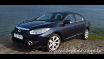 Samsung SM3: Confira novas fotos da versão coreana do novo Renault Mégane Sedan 2011