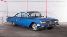 Lot 69 - 1960 Chevrolet Biscayne 4 Door Sedan