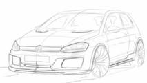 Volkswagen Golf VII GTI by RevoZport 15.11.2013