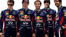 Red Bull 2014 driver speculation rendered illustration