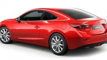 2014 Mazda3 Coupe render 18.07.2013
