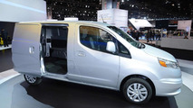 2015 Chevrolet City Express live in Chicago