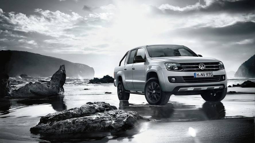 Volkswagen Amarok Dark Label revealed