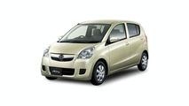 Redesigned Daihatsu Mira X Limited