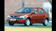 Dacia Logan kommt