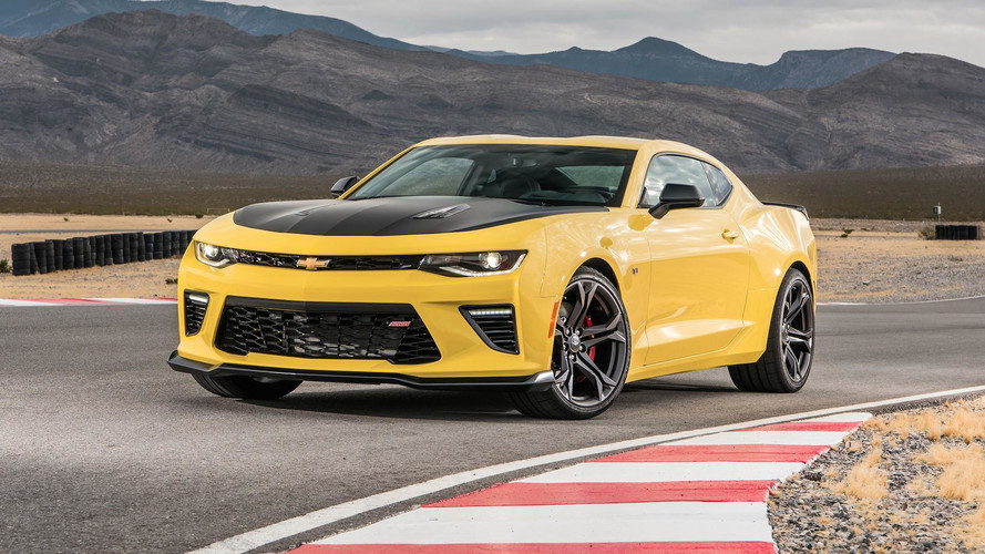 Chevy May Offer Cheaper Camaro SS To Undercut Mustang GT