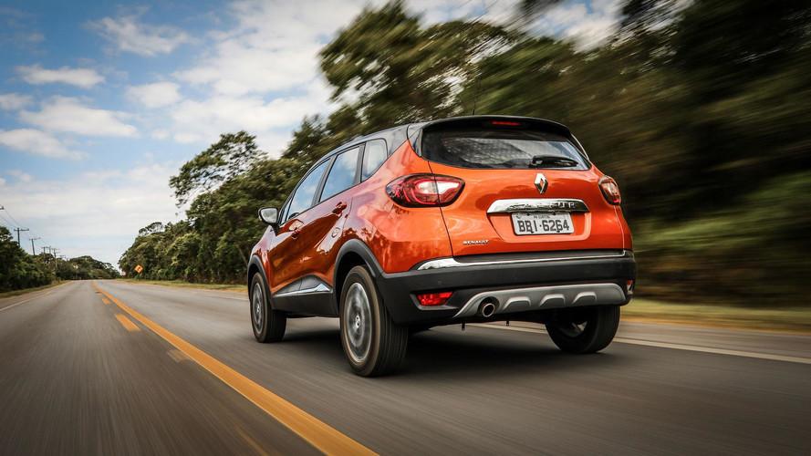 Renault Captur 1.6 começa a ser vendido na Argentina