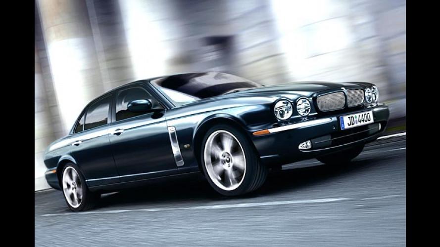 Frisch aus England: Jaguar XJR Limited Edition