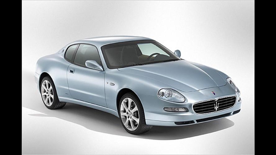 Maserati stellt Facelift für Coupé und Spyder vor