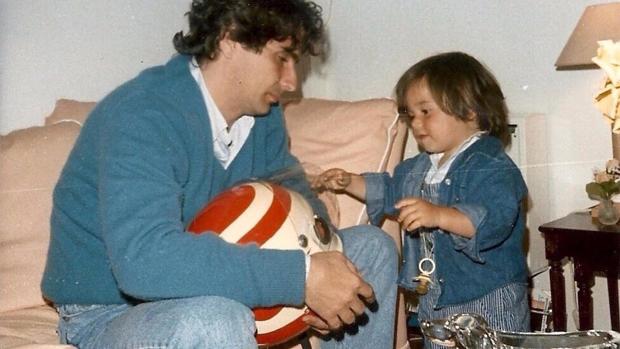 Nelson Piquet e Nelsinho Piquet