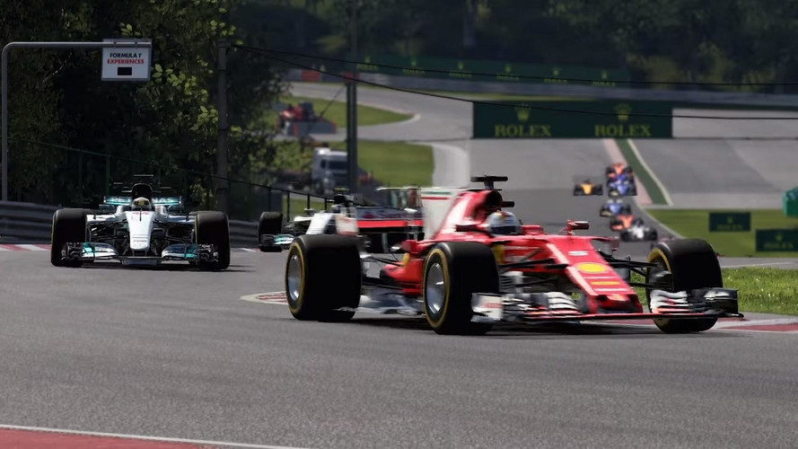 F1 2017 Video Game Career Mode Details Revealed
