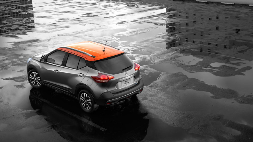 Nissan Kicks - China