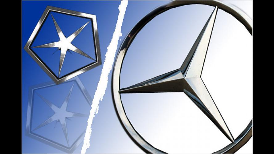 Ehe kurz vor dem Ende: Daimler trennt sich von Chrysler