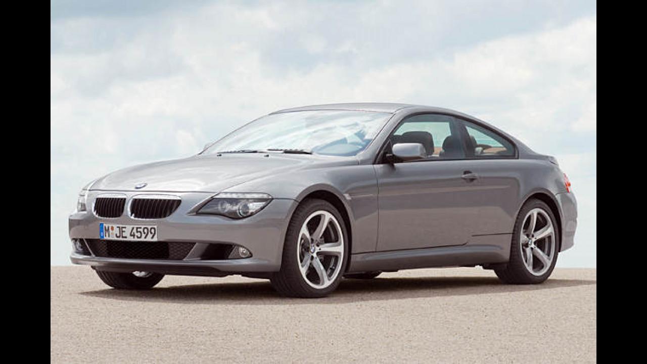 BMW 650i Coupé Sport-Automatic