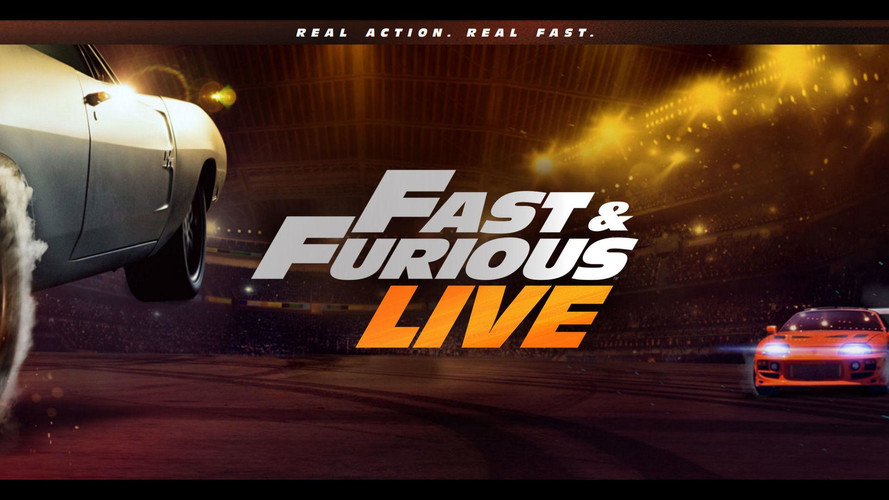 Fast & Furious Live Show With Vin Diesel Hits Arenas In January