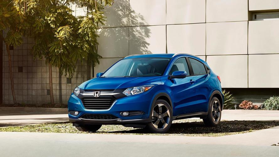 2018 Honda HR-V Debuts In New Color, Hopes To Keep Sales Crown
