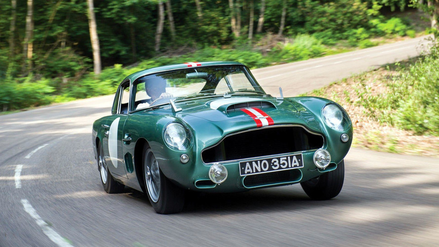 One-Off Aston Martin DB4GT Could Hit $8M At Auction [UPDATE]