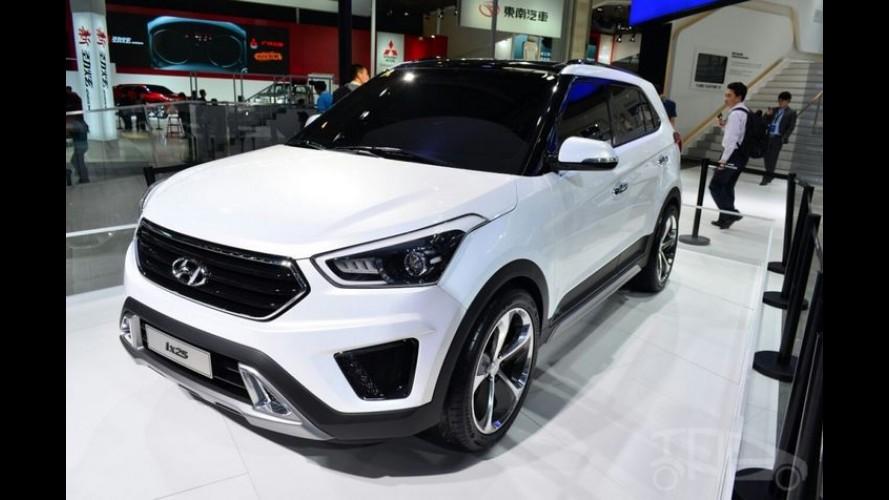Descartado para o Brasil, Hyundai ix25 pode chegar aos Estados Unidos