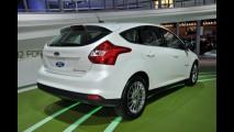 Ford começa a produção do Focus Elétrico nos Estados Unidos