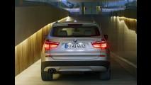Novo BMW X3 2011 - Confira todos os detalhes em galeria de fotos oficiais