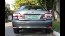 Garagem CARPLACE: Detalhes do visual externo do Toyota Corolla Altis
