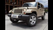 Jeep: próximo Wrangler seguirá caminho próprio e não terá plataforma da Fiat