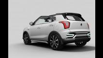 SsangYong inova com conceito de SUV que dará origem a rival do EcoSport - veja fotos