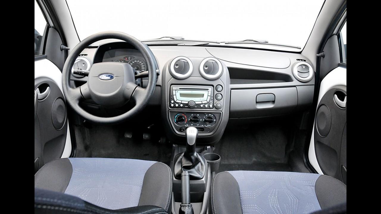 Ford Ka chega à linha 2013 sem grandes novidades
