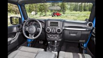 Jeep Wrangler chega à linha 2012 com novo motor V6 Pentastar e câmbio de cinco marchas