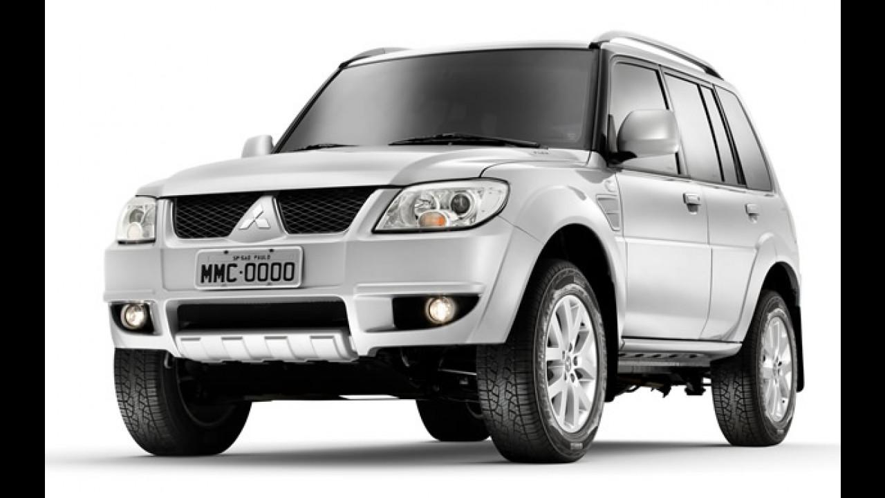 Mitsubishi anuncia Recall para o Pajero TR4