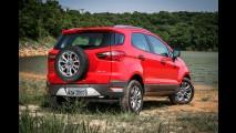 Além de ser o mais vendido, EcoSport lidera frota circulante de SUVs no Brasil