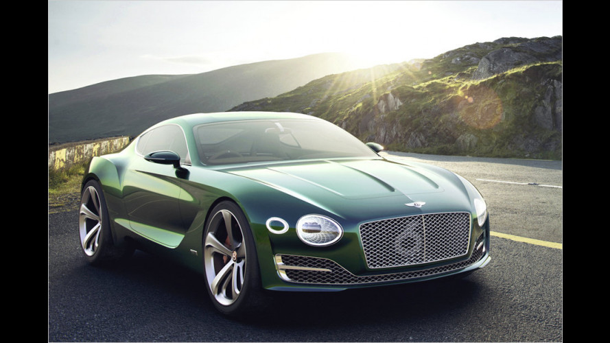 Neue Bentley-Modellreihe?