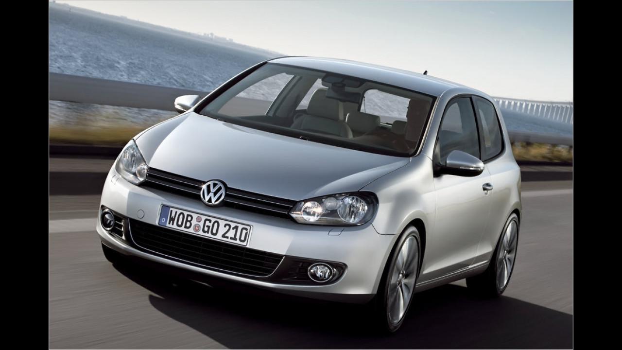 VW Golf 1.4 TSI (Gesamtsieger 2009, 2010)