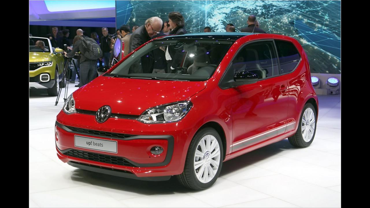 VW Up Facelift