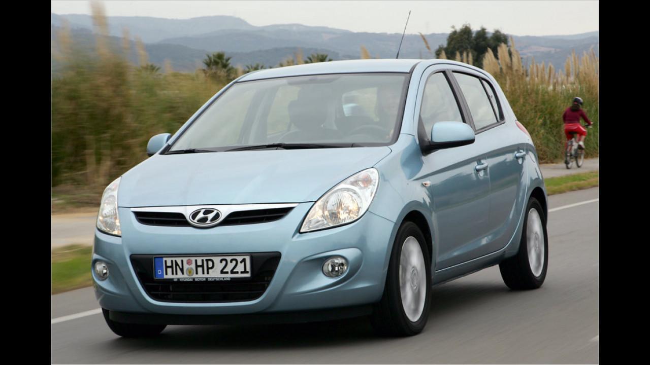 Hyundai i20 1.4 CRDi blue Comfort