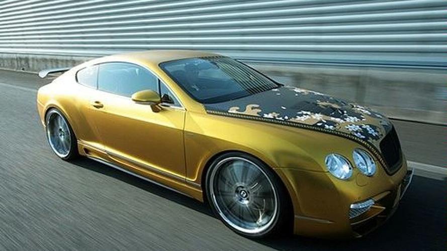 Bentley Sacrilege: 800hp ASI Tetsu GTR