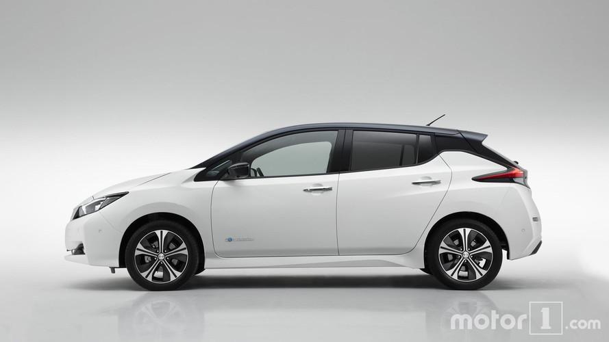 Nissan Leaf 2018 vs Nissan Leaf 2014