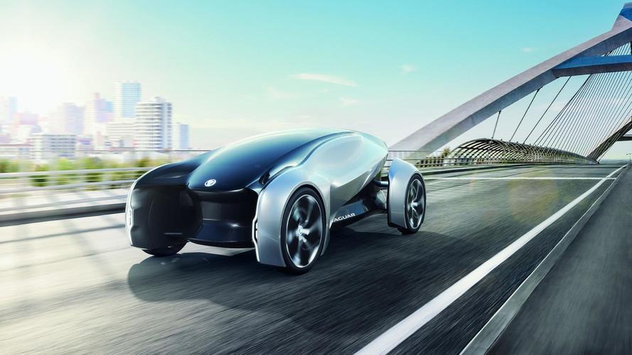 Future-Type - Jaguar imagine la voiture de 2040