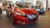 2018 Nissan Leaf in Las Vegas