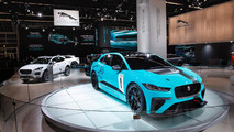 Jaguar I-Pace Official Photos