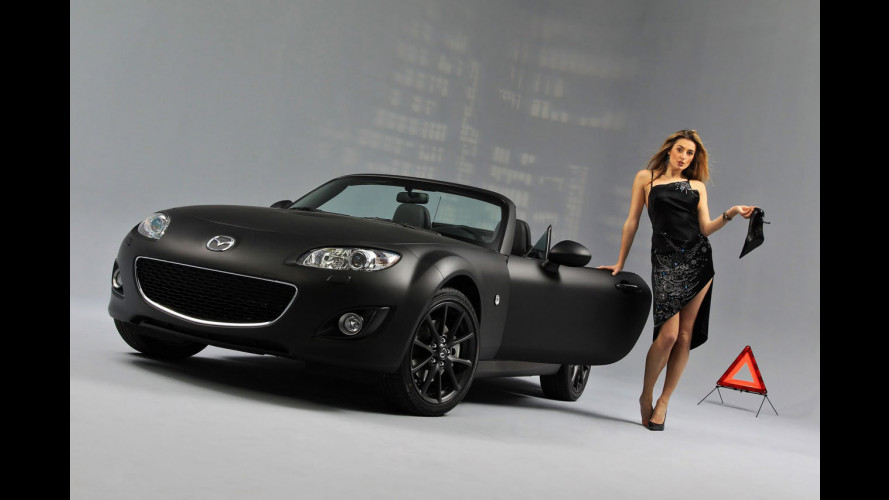 Mazda MX-5 Black & Matte Edition