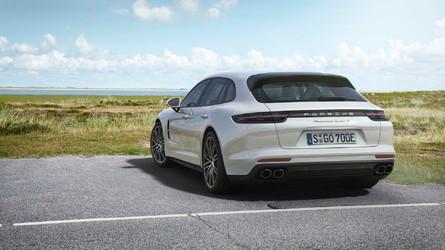 70 % des Porsche Panamera vendues en France sont hybrides