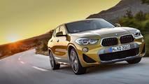 BMW X2 slider image