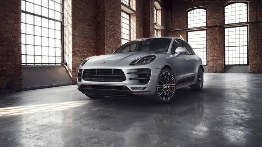 A legerősebb Macan is megkapta a Porsche Exclusive kezelést