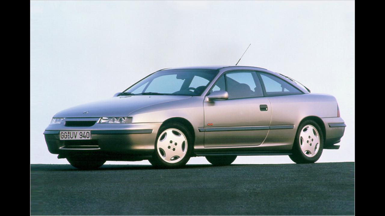 Opel Calibra (1989 bis 1997)