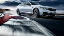 BMW M5 2018 con paquete M Performance