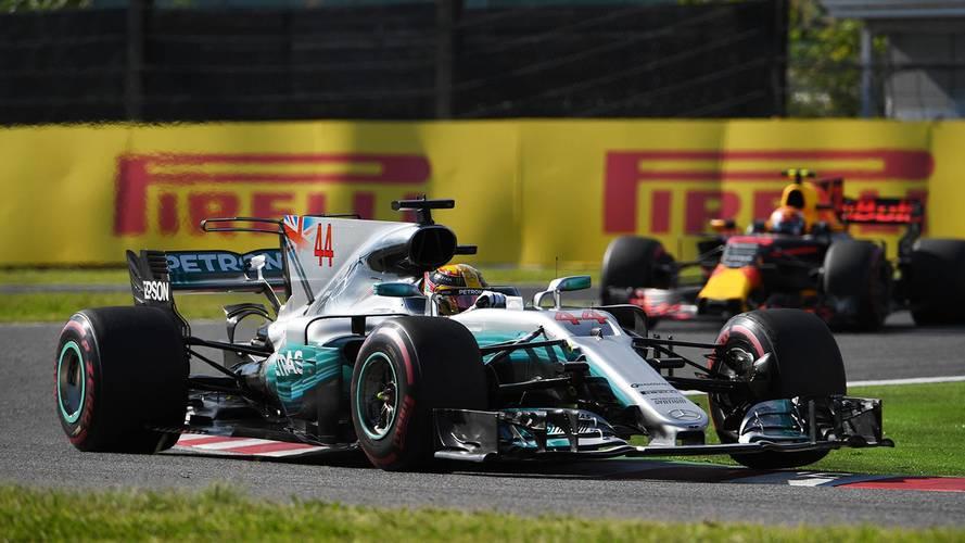 F1 Japanese GP: Hamilton Holds Off Verstappen To Win, Vettel Retires